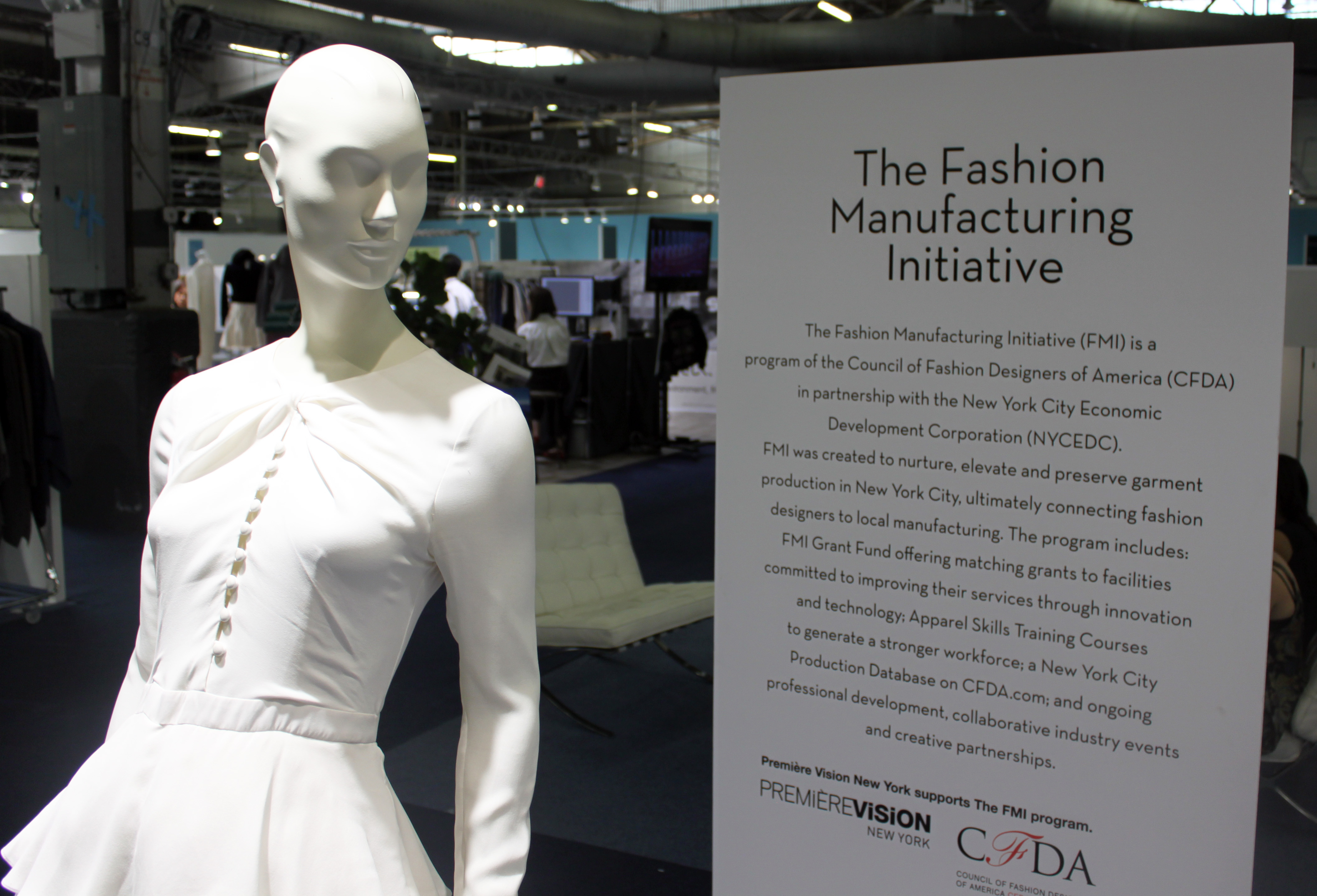Showcasing Local Production At Premiere Vision New York News Cfda
