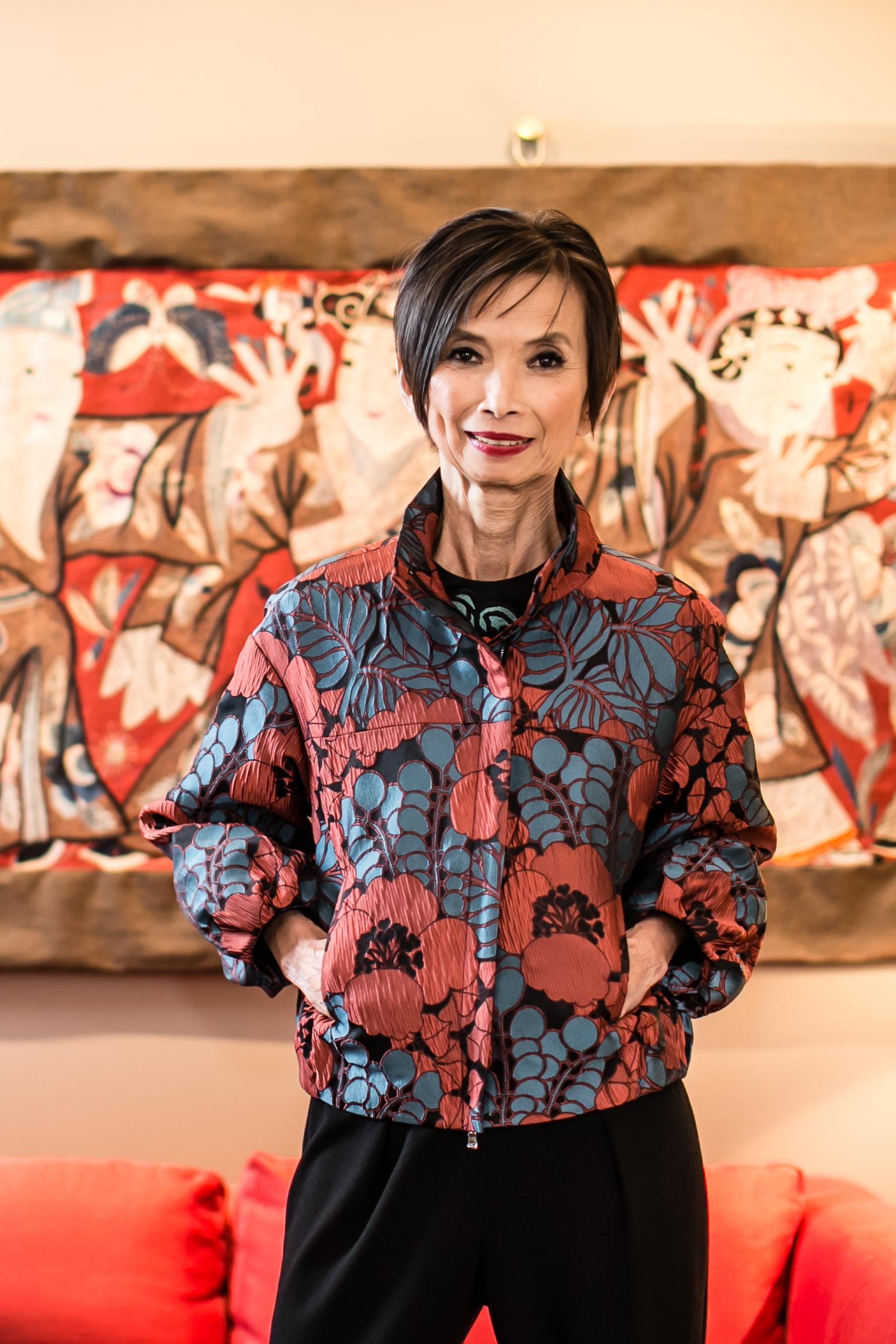 Josie Natori On 40 Years Of Chic News Cfda
