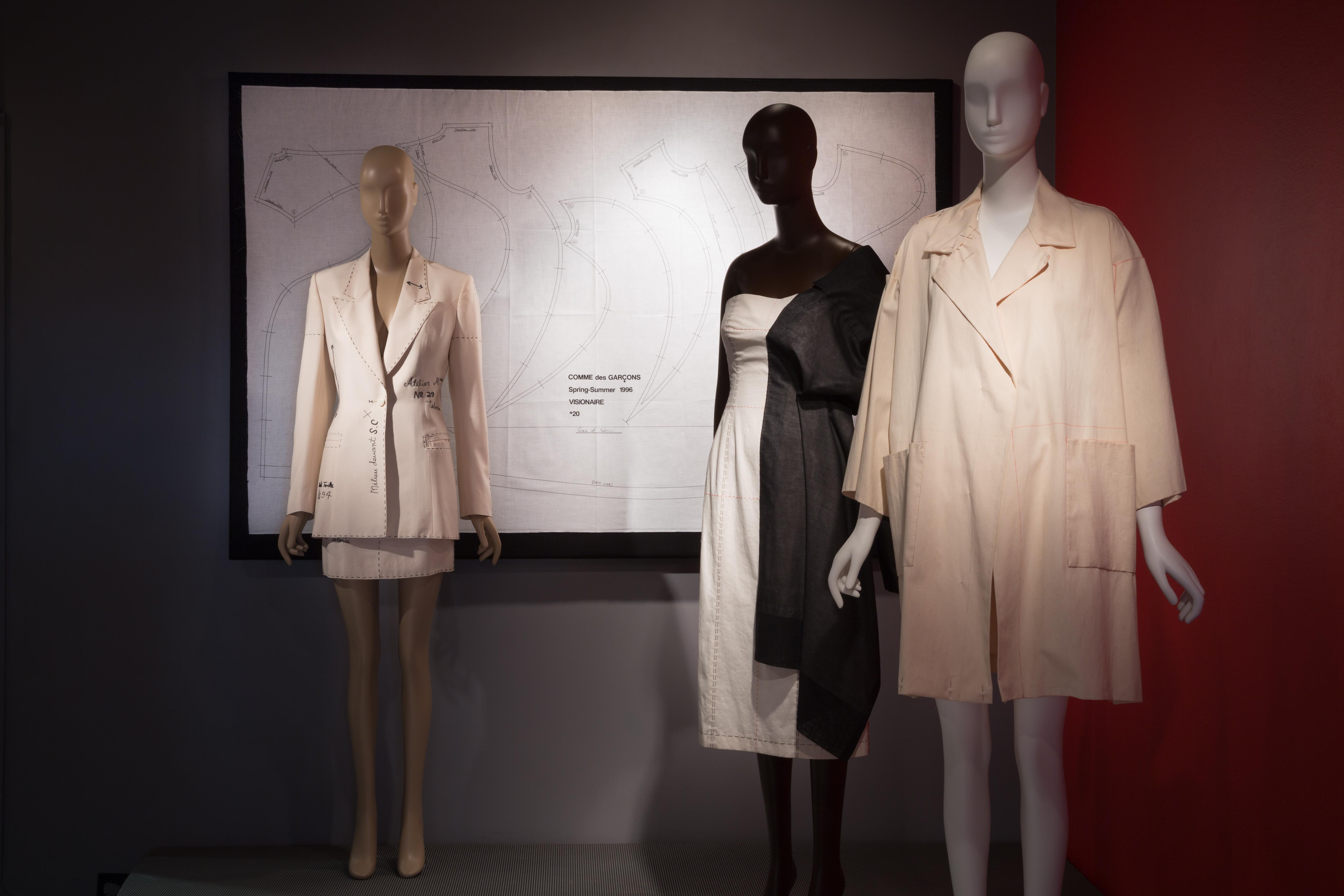 Visiting Fashion Unraveled At The Museum At Fit News Cfda