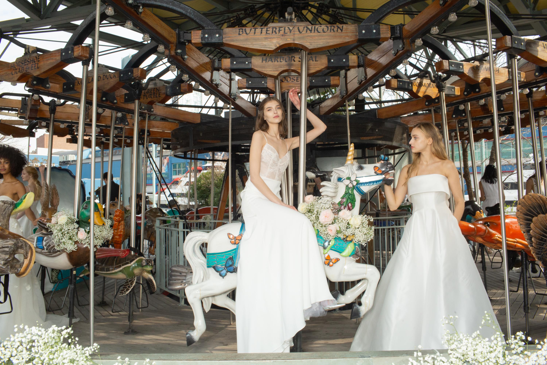 eacecd8e9239 Lela Rose Bridal Spring 2020