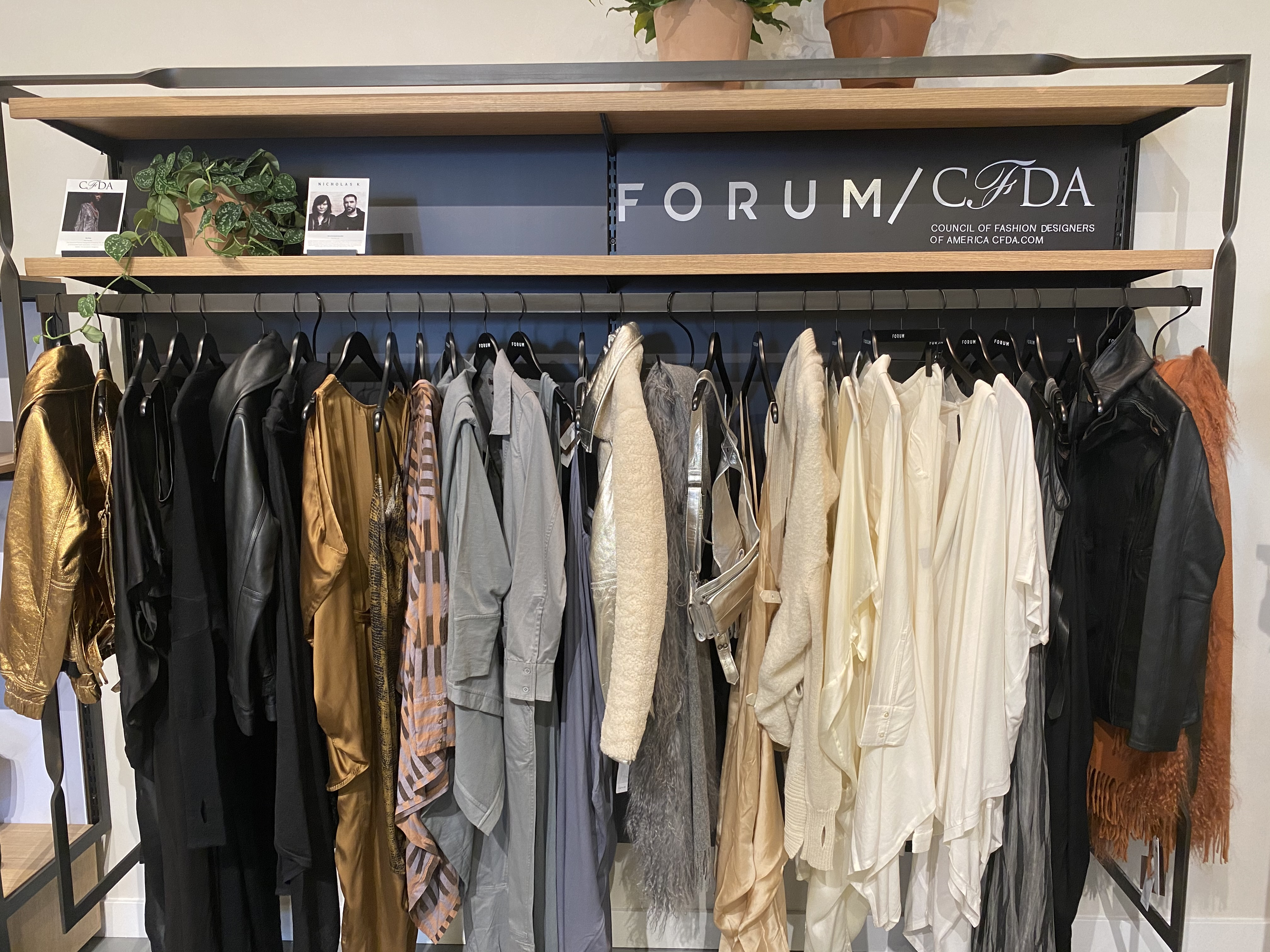 Nicholas K Launches Cfda S Forum Partnership News Cfda
